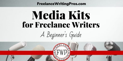 Media Kits for Freelance Writers: A Beginner's Guide