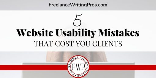 5 Website Usability Mistakes That Cost You Clients